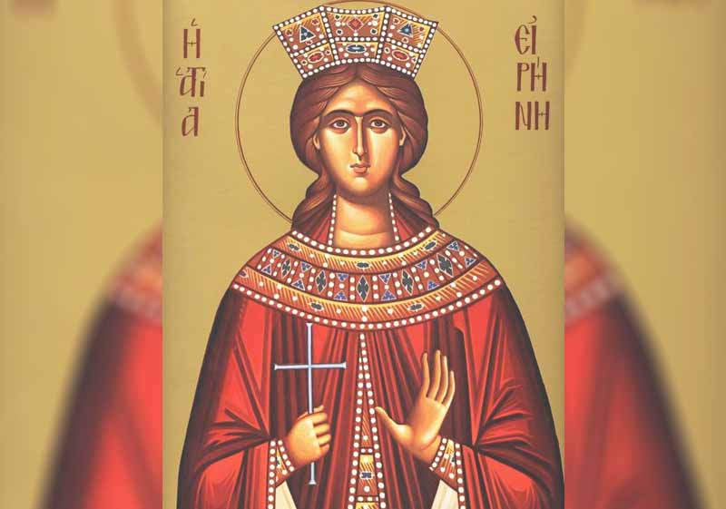 05 Май - Св. мъченица Ирина - информация за празника и кой празнува