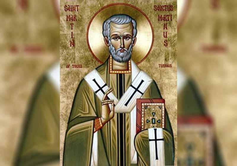 14 Април - Св. Мартин, папа Римски - информация за празника и кой празнува