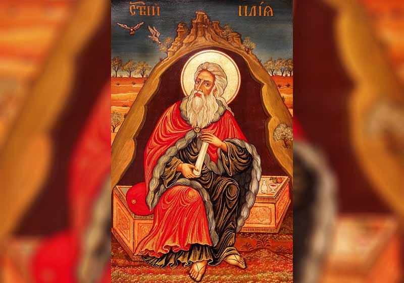 20 Юли - Св. Пророк Илия (Илинден) - информация за празника и кой празнува