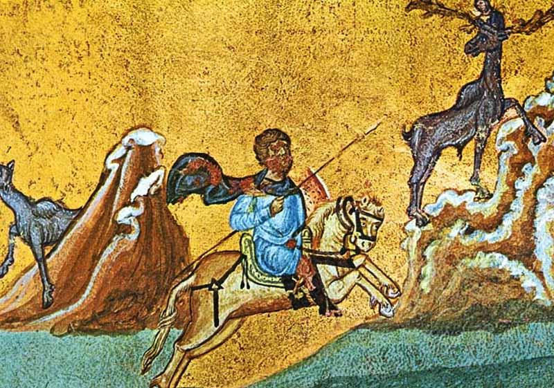 20 Септември - Св. великомъченик Евстатий - информация за празника и кой празнува