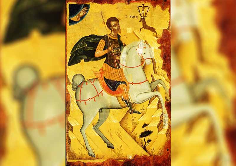 21 Февруари - Св. Евстатий, архиепископ Антиохийски