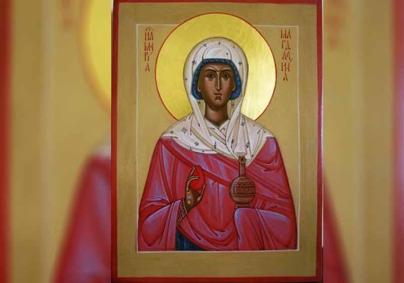 22 Юли - Св. мироносица и равноапостолна Мария Магдалина - информация за празника и кой празнува