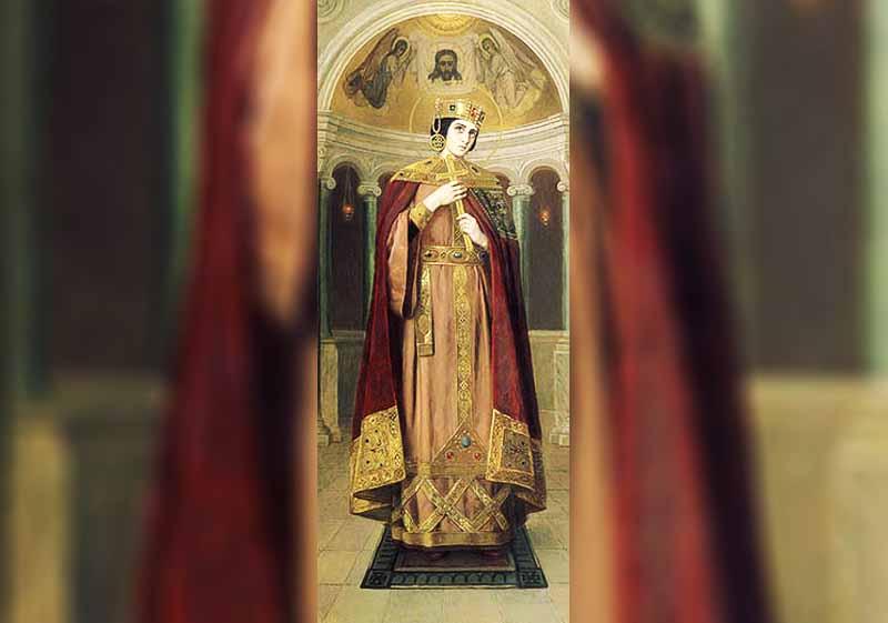 23 Април - св. мъченица Александра - информация за празника и кой празнува