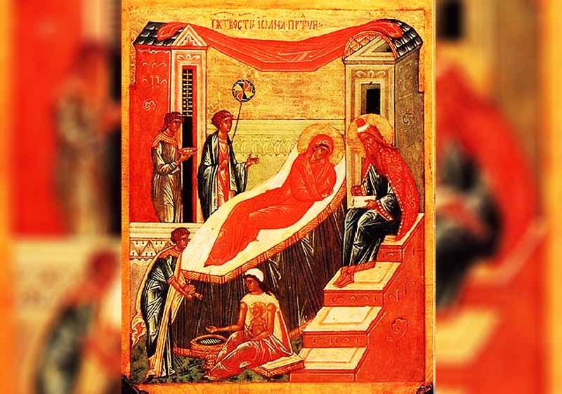 24 Юни - Рождество на Йоан Кръстител (Еньовден) - информация за празника и кой празнува