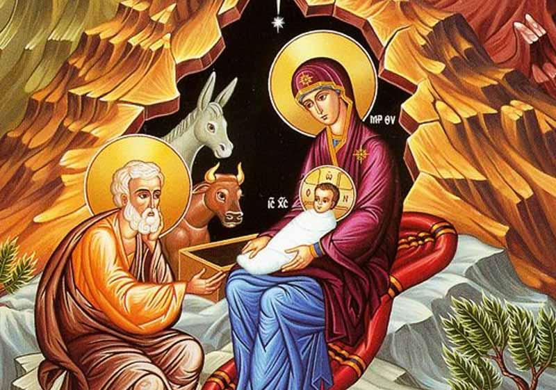 25 Декември - Рождество Христово (Коледа) - информация за празника и кой празнува
