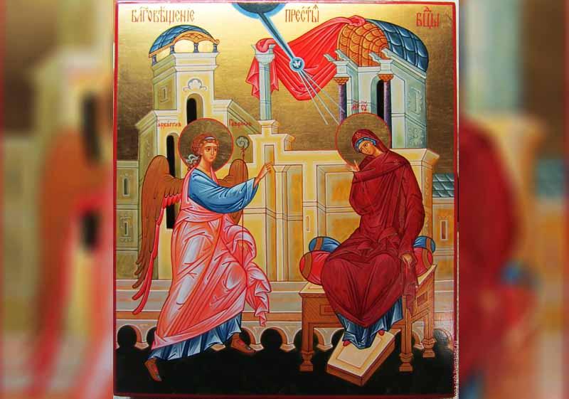25 Март - Благовещение (Благовец) - информация за празника и кой празнува