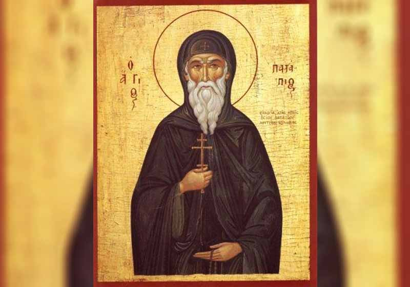 26 Януари - Преп. Ксенофонт, съпругата му Мария и синовете им