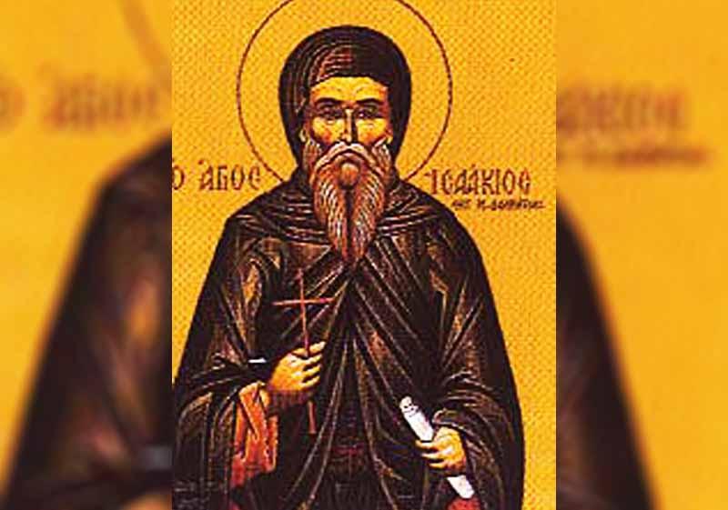 30 Май - Преп. Исакий Далматски, Св. Емилия - информация за празника и кой празнува