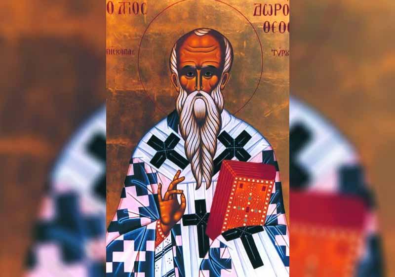 05 Юни - Св свщмчк Доротей, Преп. Петър - информация за празника и кой празнува