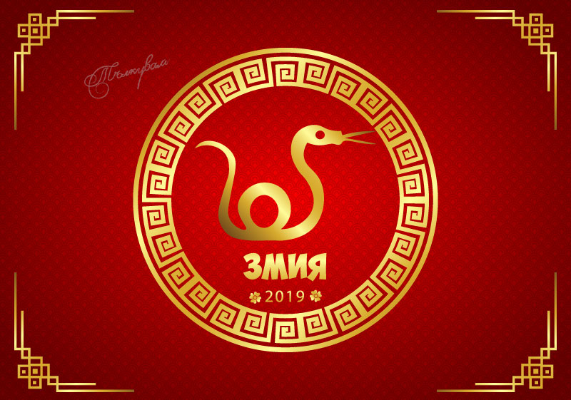 Зодия Змия в годината на Прасето (2019)